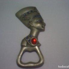 Abrebotellas y sacacorchos de colección: ABRIDOR DE ESFINGE EGIPTO. Lote 109200223