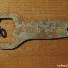 Abrebotellas y sacacorchos de colección: EURO PILS ABREBOTELLAS. Lote 109250927