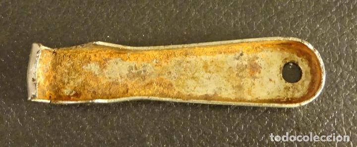 Abrebotellas y sacacorchos de colección: ABREBOTELLAS TRINA PIÑA - MANZANA - Foto 2 - 111180767
