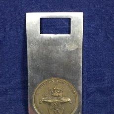 Abrebotellas y sacacorchos de colección: ABREBOTELLAS NUEVO CONMEMORACION EMPERATRIZ ANA MARIA AUGUSTA 1835 11X5CMS. Lote 112821295