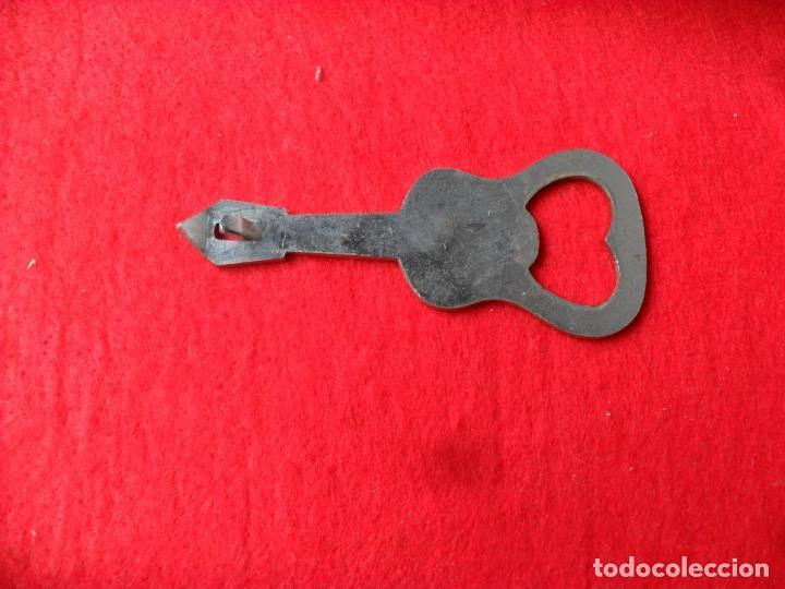 Abrebotellas y sacacorchos de colección: abrebotellas,forma guitarra - Foto 2 - 116711331