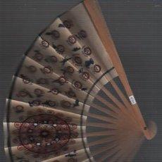 Abrebotellas y sacacorchos de colección: ABANICO PAY PAY - PUBLICIDAD CHOCOLATES JAIME BOIX. Lote 117748607