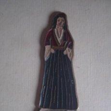 Abrebotellas y sacacorchos de colección: ABRIDOR DE LATÓN ESMALTADO FABRICADO EN GRECIA.. Lote 118830603