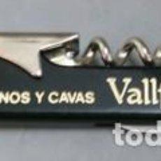 Abrebotellas y sacacorchos de colección: ABREBOTELLA VINOS Y CAVAS VALLFORMOSA. ABREBOTELLA-002. Lote 133904350