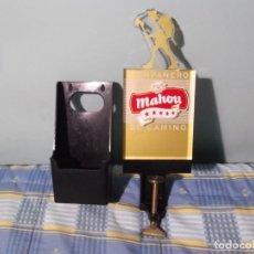 Abrebotellas y sacacorchos de colección: ABRIDOR DE MOSTRADOR MAHOU XACOBEO. Lote 139214342