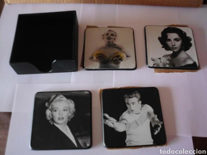 Abrebotellas y sacacorchos de colección: Posavasos actores de Hollywood - Foto 2 - 139297766