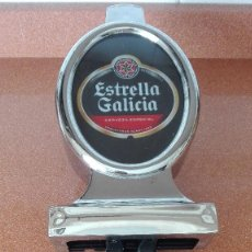 Abrebotellas y sacacorchos de colección: ABREBOTELLAS DE BARRA CERVEZA ESTRELLA GALICIA CERVEZAS ABRIDOR. Lote 168341120
