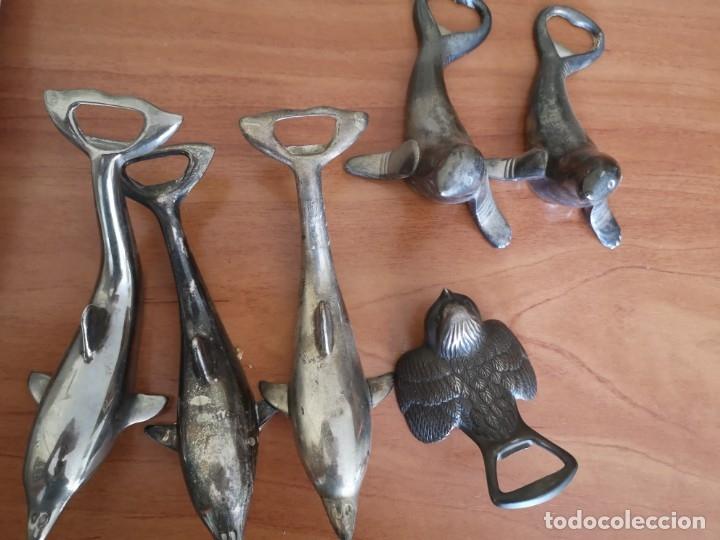 ABREBOTELLAS VINTAGE DE ANIMALES (Coleccionismo - Botellas y Bebidas - Abrebotellas y Sacacorchos)