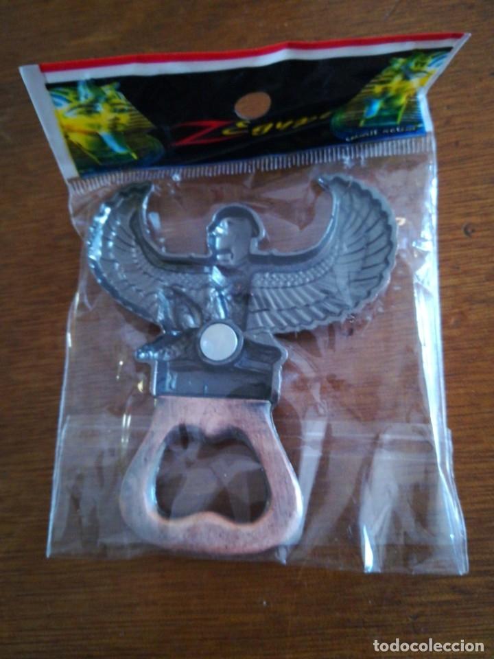Abrebotellas y sacacorchos de colección: Abrebotellas de egipto - Foto 2 - 182345140
