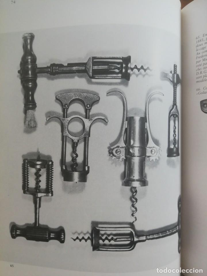 Abrebotellas y sacacorchos de colección: Libro 600 Tire-bouchons de Collection ( Sacacorchos de colección ) 1983 160 páginas Muy buen estado - Foto 4 - 191362413