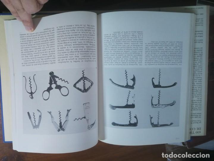 Abrebotellas y sacacorchos de colección: Libro 600 Tire-bouchons de Collection ( Sacacorchos de colección ) 1983 160 páginas Muy buen estado - Foto 5 - 191362413