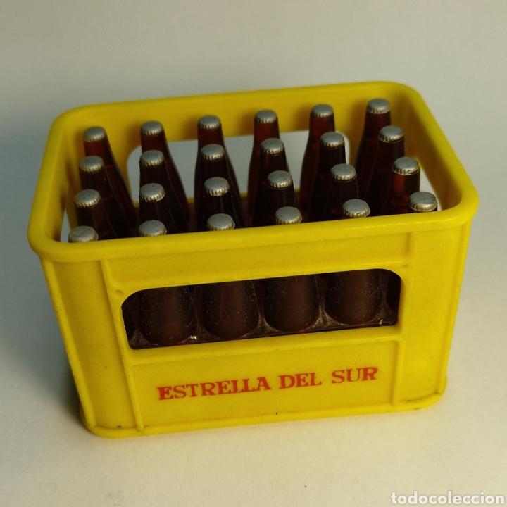 Abrebotellas y sacacorchos de colección: Abridor caja de cerveza Estrella del Sur abrebotellas - Foto 3 - 194228945