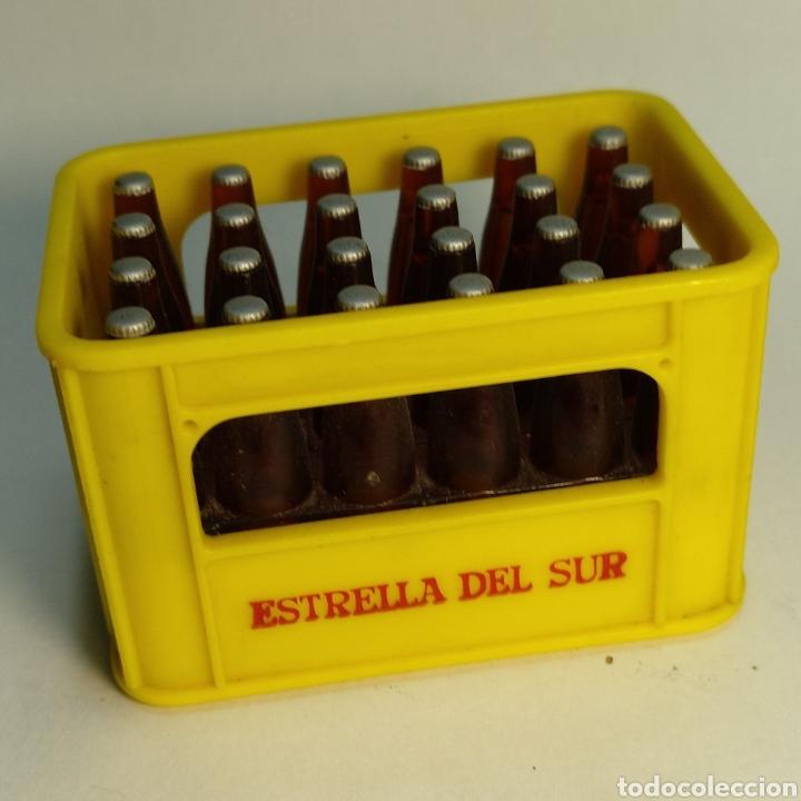 ABRIDOR CAJA DE CERVEZA ESTRELLA DEL SUR ABREBOTELLAS (Coleccionismo - Botellas y Bebidas - Abrebotellas y Sacacorchos)