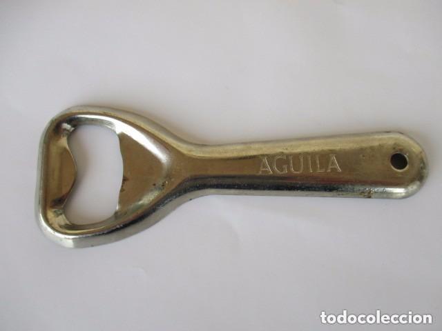 ABREBOTELLAS CERVEZAS AGUILA (Coleccionismo - Botellas y Bebidas - Abrebotellas y Sacacorchos)