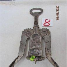 Abrebotellas y sacacorchos de colección: ANTIGUO SACACORCHOS GAUMEN IND. ARGENTINA . Lote 194629402