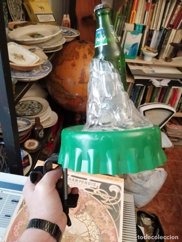 Abrebotellas y sacacorchos de colección: ABREBOTELLAS DE BARRA DE BAR CON BOTELLA SPRITE - Foto 2 - 203856925