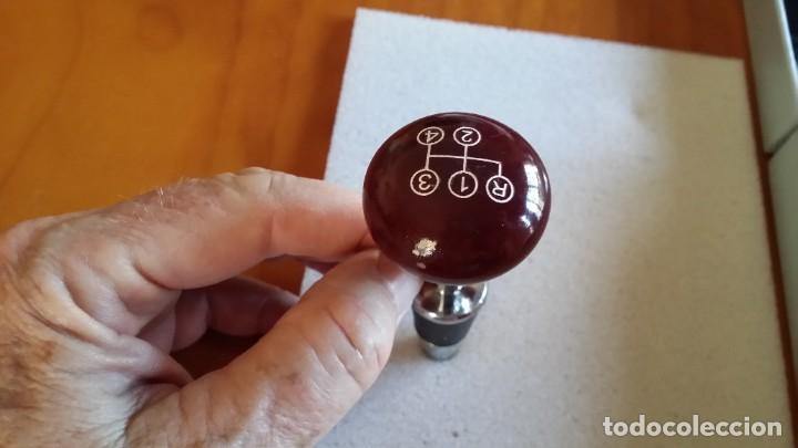 Abrebotellas y sacacorchos de colección: Mercedes Benz estuche tapones de botella vino palanca de cambio - Foto 4 - 204822865