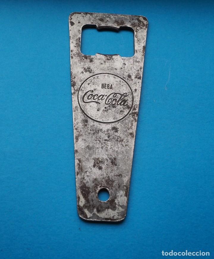 ANTIGUO ABRIDOR: COCA COLA (Coleccionismo - Botellas y Bebidas - Abrebotellas y Sacacorchos)