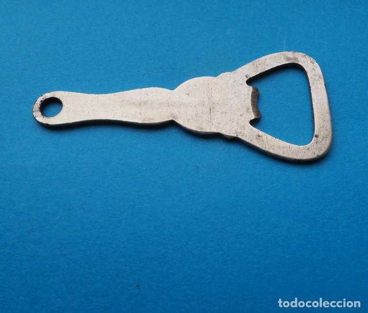 Abrebotellas y sacacorchos de colección: ABRIDOR: CERVEZAS EL AGUILA - Foto 2 - 207854052