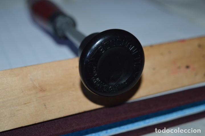 Abrebotellas y sacacorchos de colección: Vintage - BOUCHONETTE - Made In Switzerland / Años 60 - Rarísimo, difícil SACACORCHOS ¡Mira fotos! - Foto 12 - 207863153