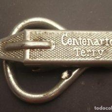 Abrebotellas y sacacorchos de colección: SACACORCHOS ABRIDOR CENTENARIO TERRY. Lote 218178263