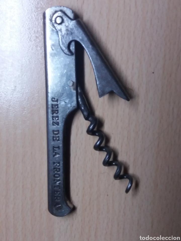 Abrebotellas y sacacorchos de colección: abrebotellas sacacorchos metal jerez de la frontera JOSE PEMARTIN - Foto 2 - 224201998