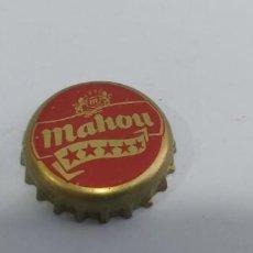 Abrebotellas y sacacorchos de colección: ANTIGUA CHAPA TAPON CORONA MAHOU. Lote 225225033
