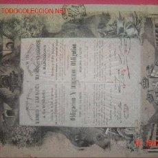 Coleccionismo Acciones Españolas: FERROCARRILES DIRECTOS MADRID/ZARAGOZA/BARCELONA AÑO 1883. Lote 7171669