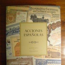 Coleccionismo Acciones Españolas: LIBRO