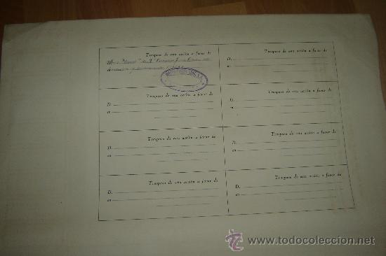 Coleccionismo Acciones Españolas: accion manufacturas sedo.barcelona 1936. - Foto 5 - 27286984