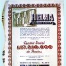 Coleccionismo Acciones Españolas: ACCION 1971.- HELMA, S.A. DE 5000 PTS. CONSTRUCCIÓN DE PRESAS. COMPETAMENTE LIBERADA.CUPONES.. Lote 39134235