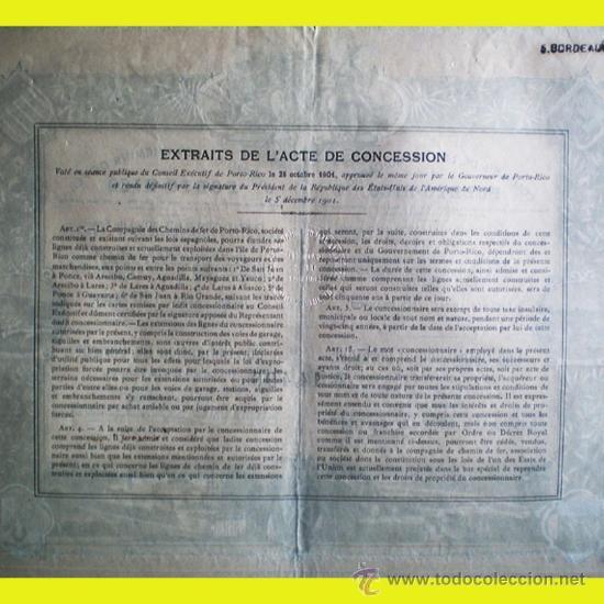 Coleccionismo Acciones Españolas: Reverso - Foto 2 - 37039754
