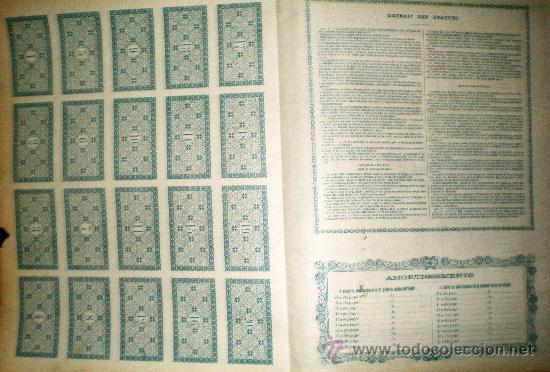 Coleccionismo Acciones Españolas: Reverso - Foto 2 - 37454808