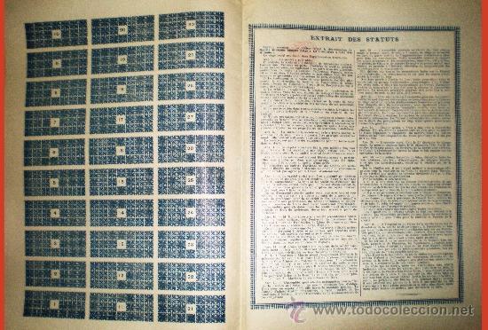 Coleccionismo Acciones Españolas: Reverso - Foto 3 - 37455961