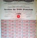Coleccionismo Acciones Españolas: 1948.- ACCION DE 500 PTS. DE LA