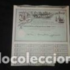 Coleccionismo Acciones Españolas: MAQUINISTA Y FUNDICIONES DEL EBRO 1. 968. Lote 71415191