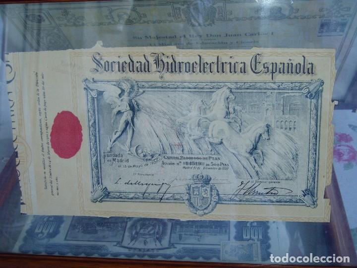 Coleccionismo Acciones Españolas: Lote de Acciones antiguas - Foto 3 - 91171895