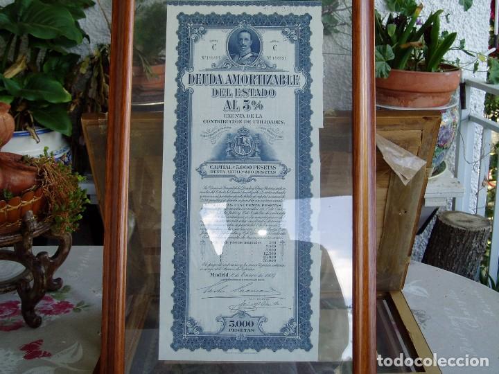 Coleccionismo Acciones Españolas: Lote de Acciones antiguas - Foto 7 - 91171895