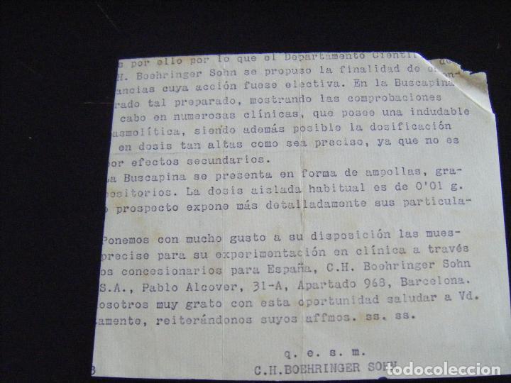 Coleccionismo Acciones Españolas: JML MINAS RECIBÍ, RECIBO MANCOMUNIDAD MINA LA REVOLUCIÓN, CARTAGENA 11 AGOSTO DE 1956. MURCIA. - Foto 3 - 94749207
