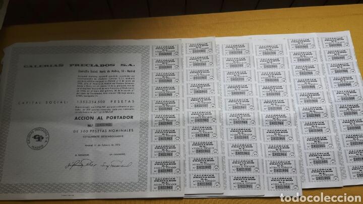 Coleccionismo Acciones Españolas: Lote variado de 17 acciones - Foto 3 - 123767503