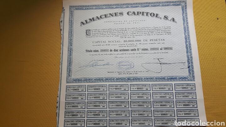 Coleccionismo Acciones Españolas: Lote variado de 17 acciones - Foto 5 - 123767503
