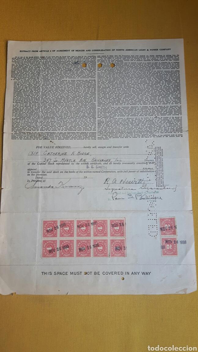 Coleccionismo Acciones Españolas: Lote variado de 17 acciones - Foto 7 - 123767503