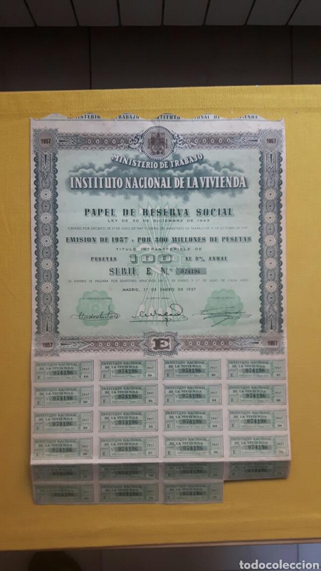 Coleccionismo Acciones Españolas: Lote variado de 17 acciones - Foto 9 - 123767503