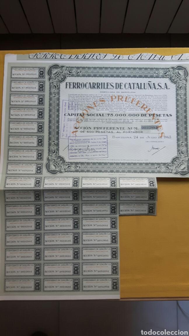 Coleccionismo Acciones Españolas: Lote variado de 17 acciones - Foto 10 - 123767503