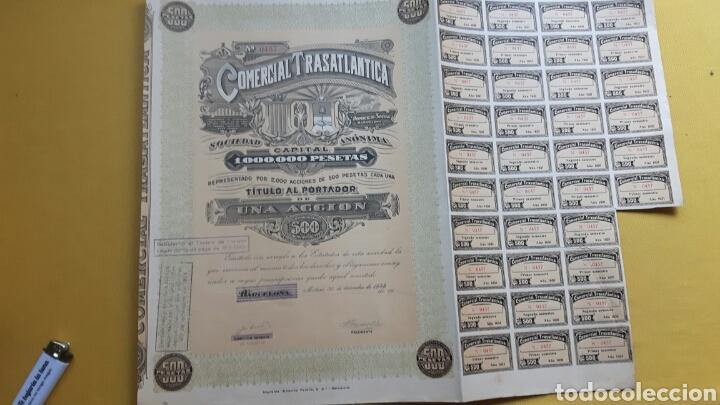 Coleccionismo Acciones Españolas: Lote variado de 17 acciones - Foto 13 - 123767503