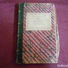 Coleccionismo Acciones Españolas: SOCIEDAD ESPECIAL MINERA-MODELO-MINA VERDAD.CARTAGENA.1867.LIBRO TALONARIO MATRIZ,RARISIMO.. Lote 182626768
