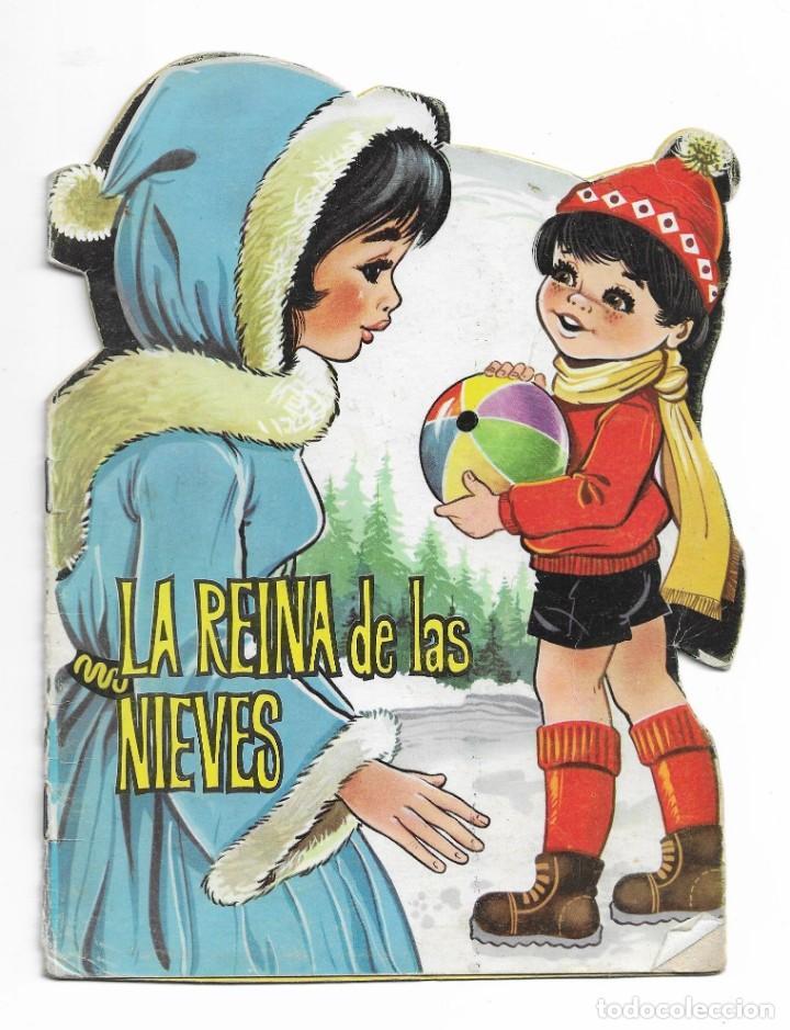 COLECION TROQUELADOS CLÁSICOS- LA REINA DE LAS NIEVES - 1967 - NUMERO 34 (Coleccionismo - Acciones Españolas)
