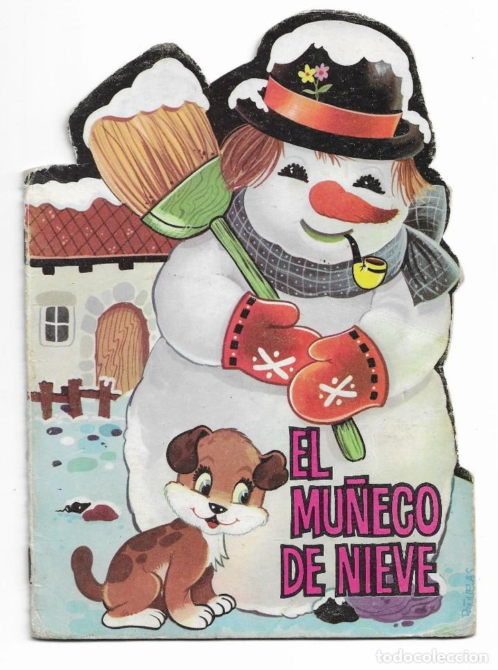COLECION TROQUELADOS CLÁSICOS- EL MUÑECO DE NIEVE- 1967- 29 (Coleccionismo - Acciones Españolas)