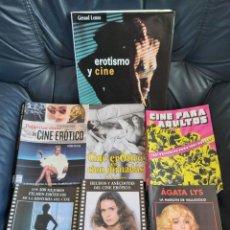 Coleccionismo Acciones Españolas: CINE ERÓTICO. Lote 206284193