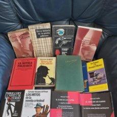 Coleccionismo Acciones Españolas: LA NOVELA POLICIACA. Lote 206285143